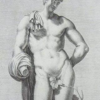 Joh. Sandrart (1606 – 1688); R