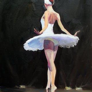 Christophe Gastaldi - Danseuse étoile