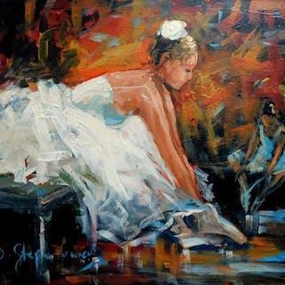Dagmara Stepanowicz - Ballerina