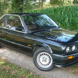 BMW - 320i E30 Baur Cabriolet - 1986