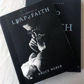 Bruce Weber - All-American XV - Leap of Faith - 2015