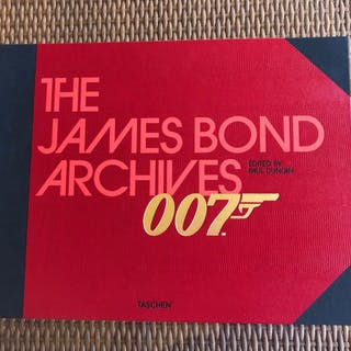 Paul Duncan - The James Bond Archives - 2012