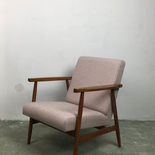 Hanna Lis - Zakłady Przemysłu Meblarskiego - Lounge chair