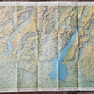Italien, Northern Italy; Agenzia Viaggi Fratelli Molinari
