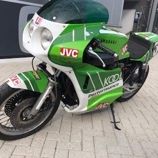 Kawasaki - Z1000 - Team Goudier Genoud Endurance Replica - 1000 cc - 1978