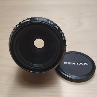 Asahi Pentax-A 28-80 mm, 3.5-4.5, #6715669