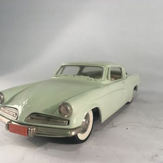 Brooklin Models - 1:43 - Studebaker Starliner - Made in England