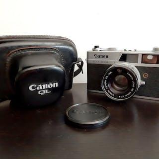 Canon Canonet QL19 Quick Loading Camera 45mm 1:1.9 Lens Original leather case