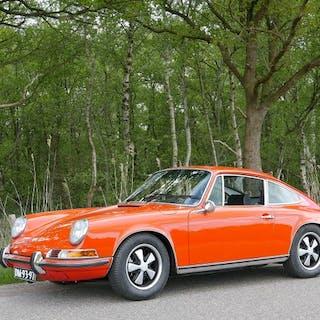 Porsche - 911 E Coupé- 1969