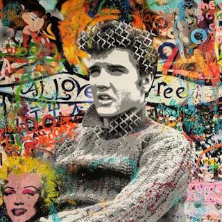 Caspa - Elvis love me