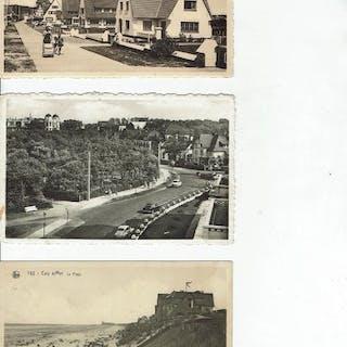 Belgien - 90 belgische Küstenkarten