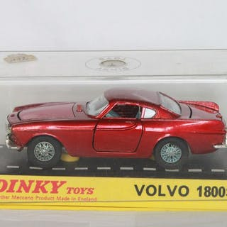 Dinky Toys - 1:43 - Volvo 1800S nr 116 - Made in England
