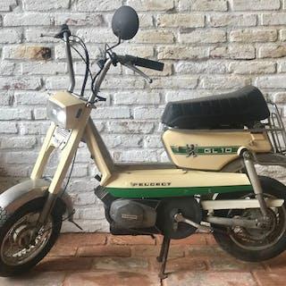 Peugeot - GL 10 - 50 cc - 1979