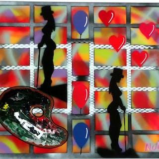 NoName - Painting cabaret