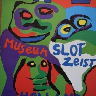 Karel Appel - Slot Zeist - 1977