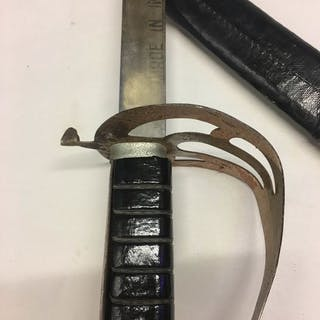 Indien - Hand crafted Rare curved Sword h - Schwert