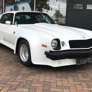 Chevrolet - Camaro LT Z28 wide body- 1977
