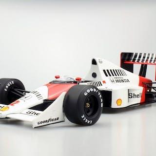 GP Replicas - 1:12 - Mclaren Honda MP4/5 Alain Prost 1989