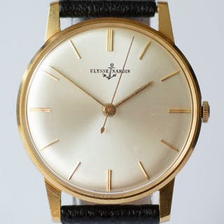 Ulysse Nardin - Vintage Dress watch - Ref. 5655 - Men - 1960-1969