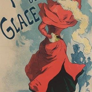 Jules Chéret - Palais de Glace- 1894