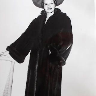 A L 'Whitey' Schafer (1902-1951) - Rita Hayworth, 1941