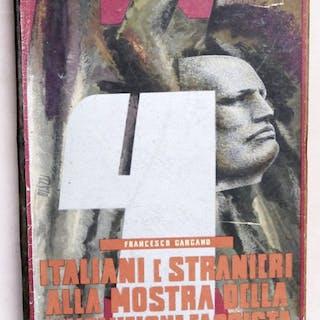 Francesco Gargano - Italiani e stranieri alla Mostra...