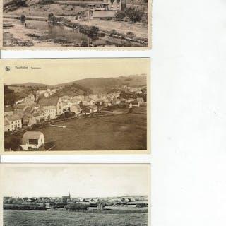 Belgien - BELGIEN 119CP BEAU LOT VARIE - Postkarten (Sammlung von 119) - 1904