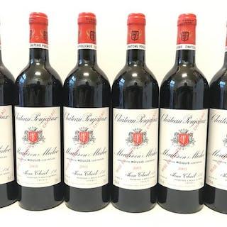 2003 Château Poujeaux - Bordeaux