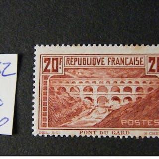 Frankreich - Yvert 262