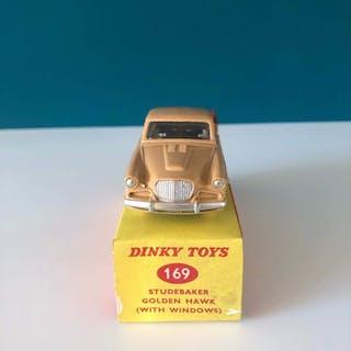 Dinky Toys - 1:43 - STUDEBAKER GOLDEN HAWK - Mit Windows # 169