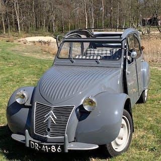 Citroën - A - 1953