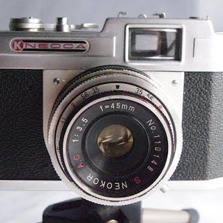 Mirino Neoca 35-K - esposimetro Sixtomat