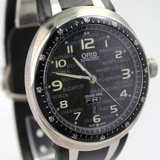"Oris -Swiss Automatic ""NO RESERVE PRICE""- Titanium - 7589..."