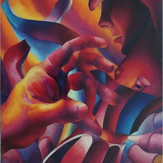 Riccardo Gilli - Tensione