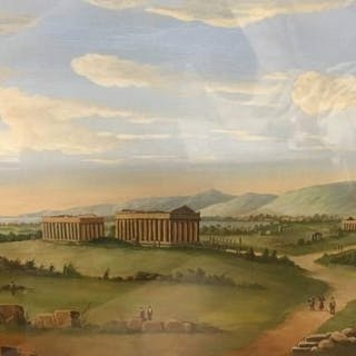anonimo - i templi di Paestum