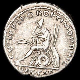 Roman Empire - Denarius - Trajan (98-117 A.D.) Rome min