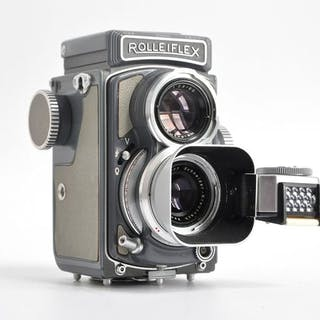 Rollei Rolleilux (lenshood met geintegreerde WERKENDElichtmeter