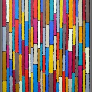 Bruno Dumont - Composition 13 couleurs