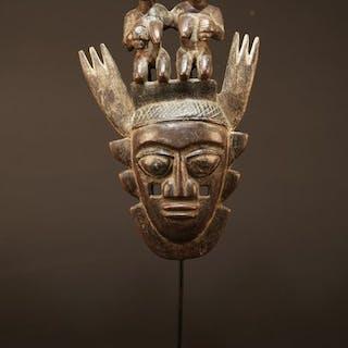 Skulptur - Holz - Yoruba - Nigeria