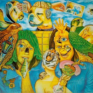 Paul Basart - De gouden tweelingen