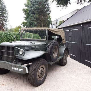 Dodge - Command car - 1944