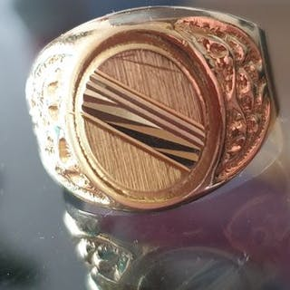 18 kt. Gold - Ring