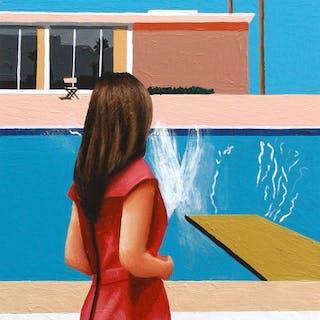 Gerard Boersma - Bigger Splash
