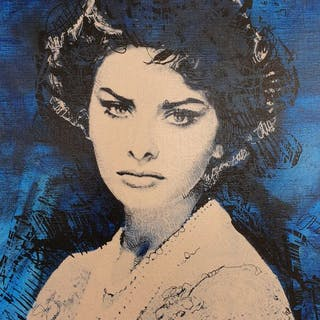 Peter Donkersloot - Sophia Loren