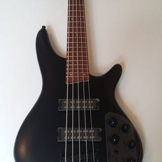 Ibanez - SR 305 EB WH - Ibanez bass with five strings