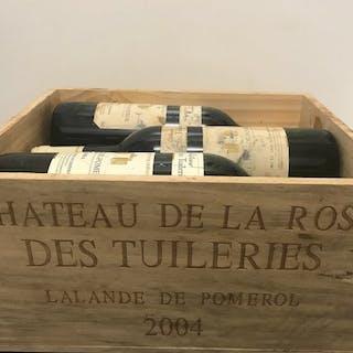 2004 Château La Rose des Tuileries - Bordeaux