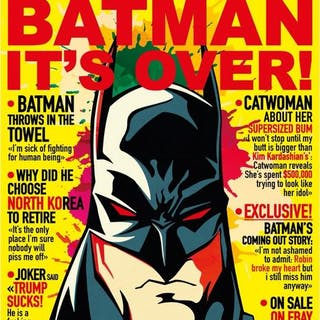 KOBALT - Batman It's Over