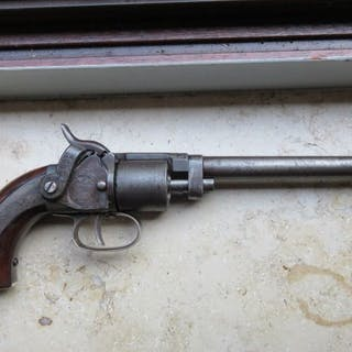 United States - Massachusetts Arms - Maynard primed - Percussion - Revolver