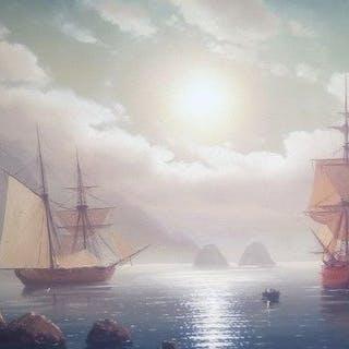 Karpenko Vitalii - Dawn- Smugglers