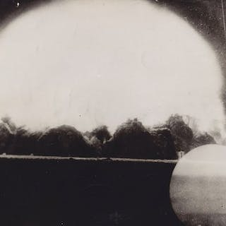 Unknown/ACME Newspictures - First Atomic Bomb, 1945